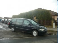 Chrysler Grand Voyager 3,3 V6 STOWN New Model  2005