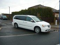Chrysler Town Country 3,6 Platina L 2012