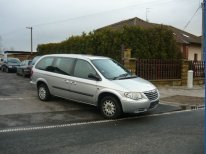 Chrysler Grand Voyager 3,3 Stown Go 2007