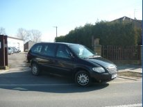 Chrysler Grand Voyager 3,3 Stown Go NL TOP 2008