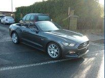 Ford Mustang 5,0 V8 6K Kabriolet Premium 2015