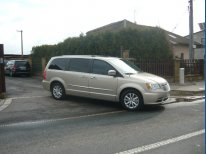 Chrysler Town Country 3,6 Platinum Limited 2015