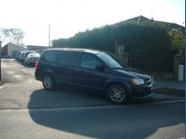 Chrysler Town Country - Dodge SXT 3,6 2014
