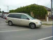 Chrysler Town Country 3,8 V6 Limited 2004