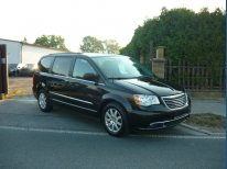 Chrysler town Country 3,6 LPG BRC DVD  2014