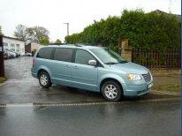 Chrysler Town country 3,8 V6 Limited DVD SWIVEL GO 2008