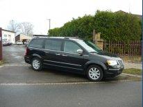Chrysler Grand Voyager 3,8 RT EU Limited Stown Navi 2008