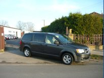 Dodge Grand Caravan 3,6 Pentastar RT NEW  2011