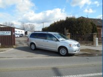 Chrysler Town Country 3,6 LIMITED Xenony DVD SFT 2013
