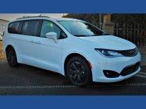 Chrysler Pacifica 3,6 Hybrid LIMIT ADAPTEMP 2019