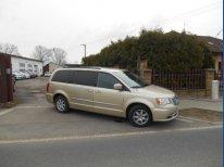 Chrysler Town Country 3,6 LPG Prins DVD TOP 2011