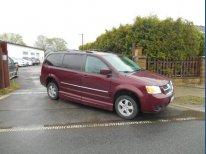 Dodge Grand Caravan SXT Speciál RAMP VAN 2009