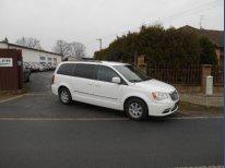 Chrysler Town Country 3,6 Penta Kůže DVD 2013