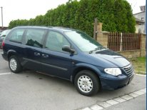 Chrysler Grand Voyager 3,3 Navi Stown NEW TOP 2005