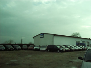 Daimler Chrysler Pardubice - autobazar, autoservis, pronájem vozů, náhradní díly